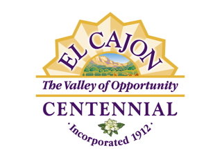 City of El Cajon California Logo image