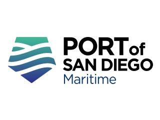 Port of San Diego California Logo image