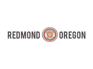 City of Redmond Oregon Logo image