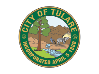 City of Tulare California Logo image
